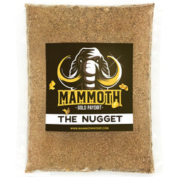 *New* 2020 MAMMOTH 'The Nugget' - Gold Paydirt Concentrate - Panning Pay Dirt Bag