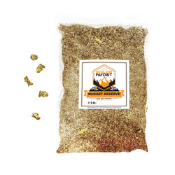 5 Lb. NUGGET RESERVE™ Gold Paydirt Unsearched BOGO