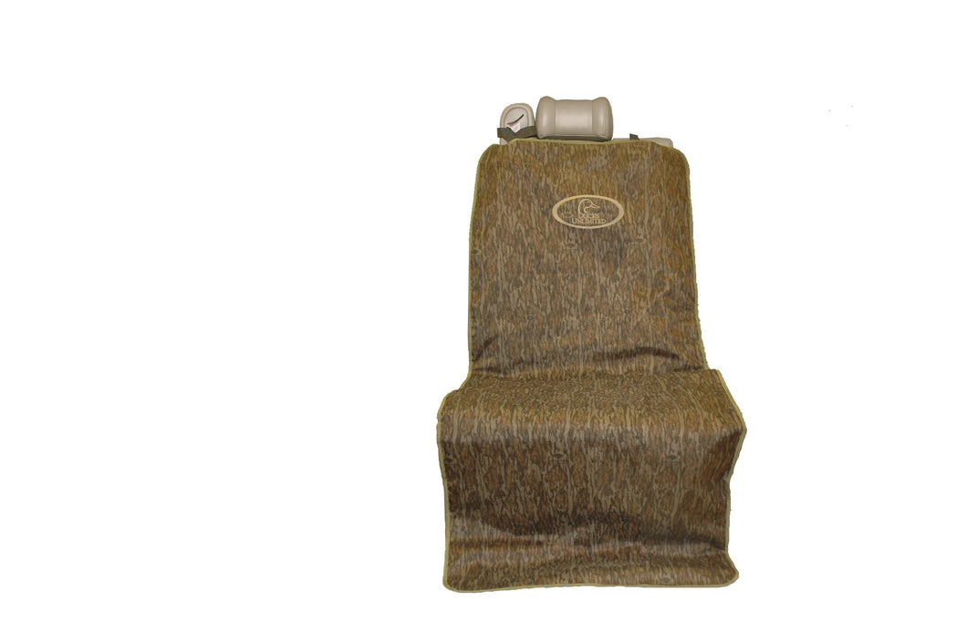 Ducks Unlimited Seat Covers >> Shotgun Single Seat Cover Ducks Unlimited Edition