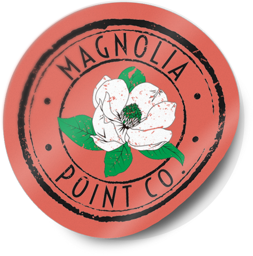 Magnolia Logo Sticker