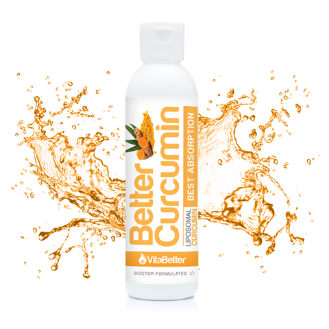 30-Day Supply of Liposomal Curcumin