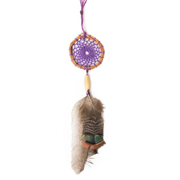 The Magic Dream Catcher (Purple)