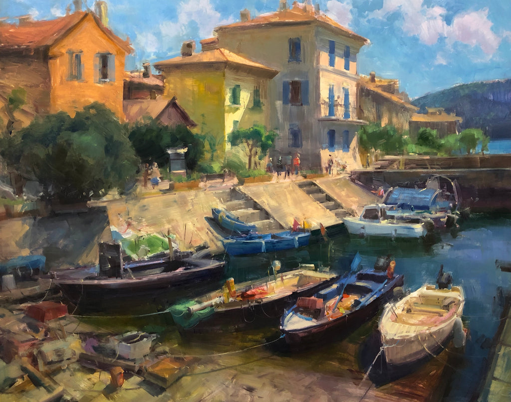 """Fisherman's Harbor"""