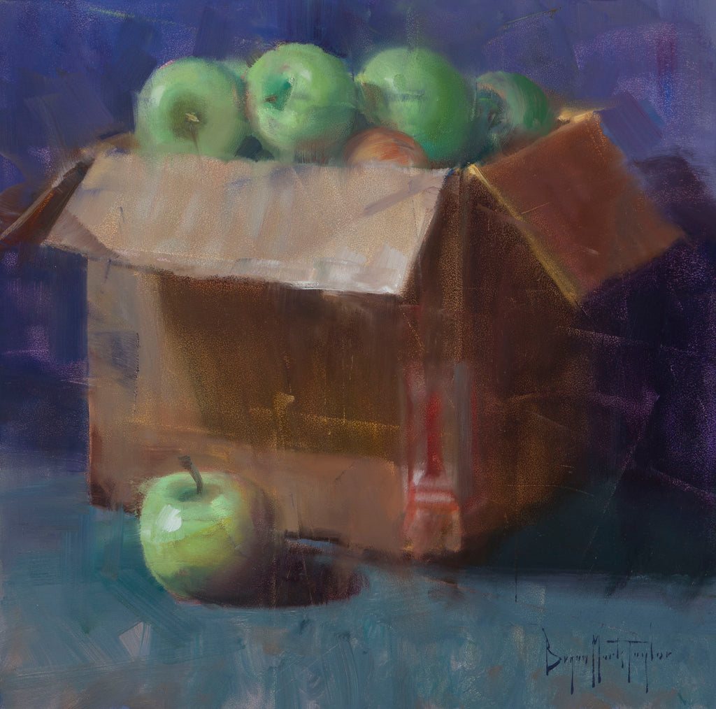 """Backyard Apples"""