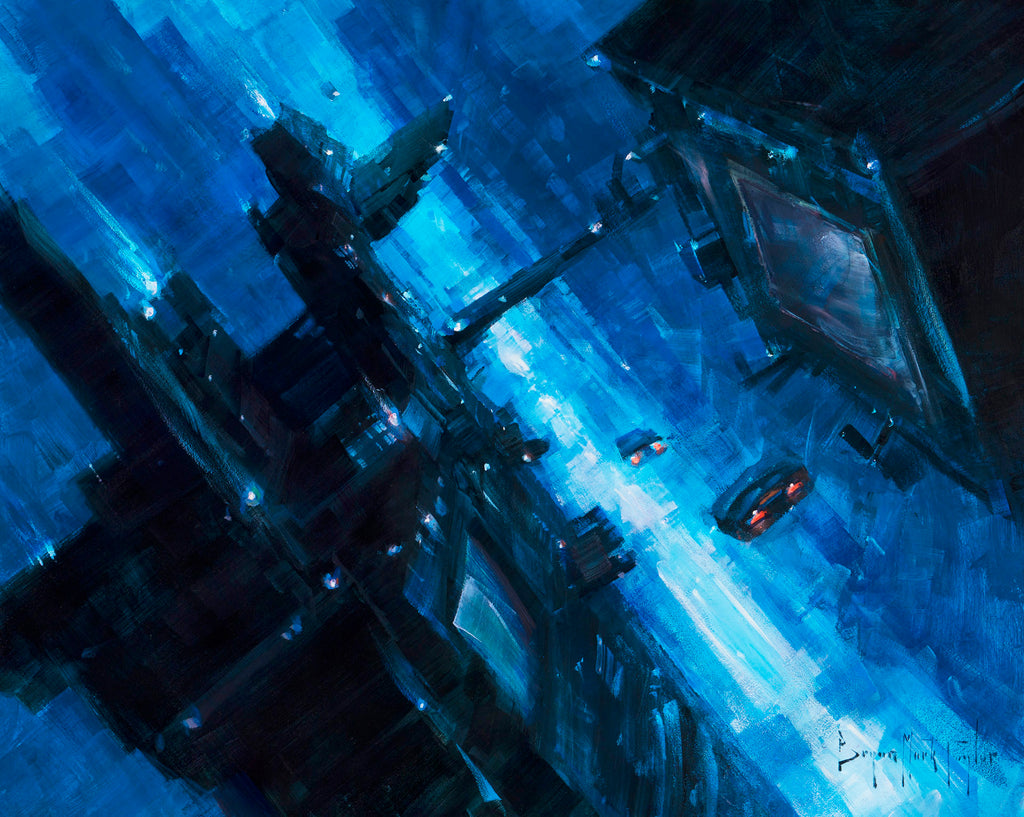 """Night of the Blade Runner"""
