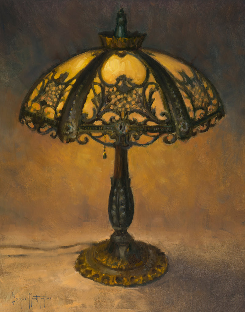 Beaux Arts Lamplight