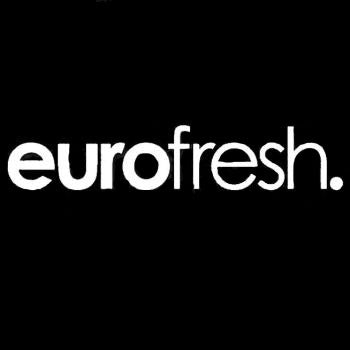 eurofresh. Vinyl Sticker
