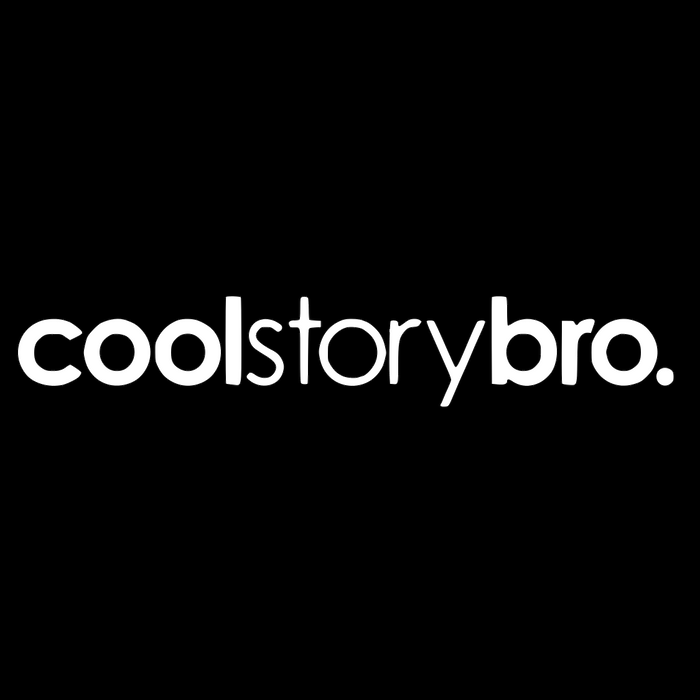 Cool Story Bro Vinyl Sticker