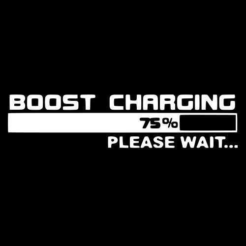 Boost Charging ...