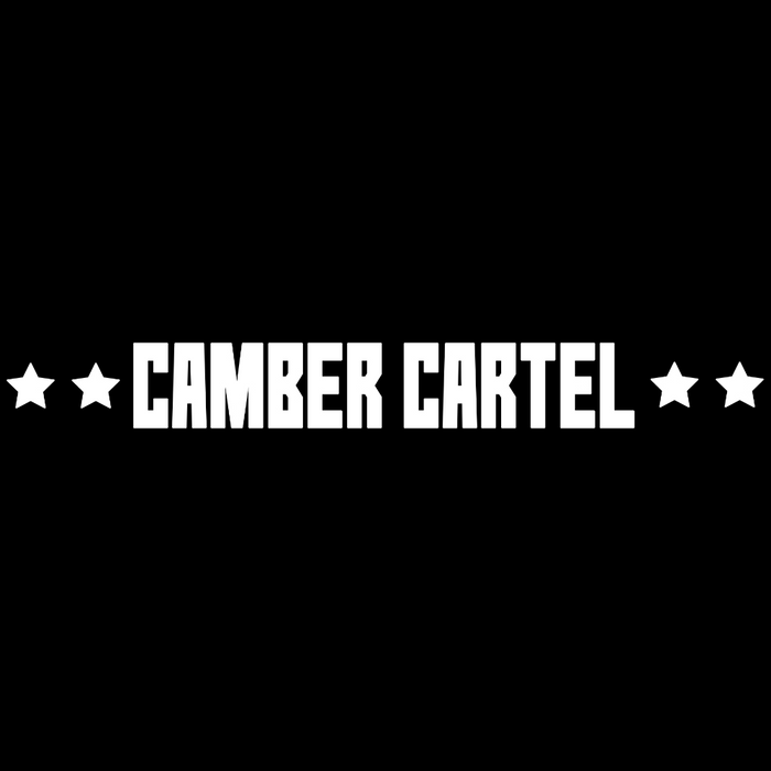 Camber Cartel Vinyl Sticker