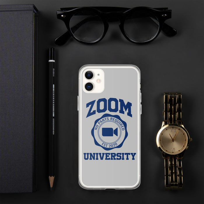 Zoom University iPhone Case