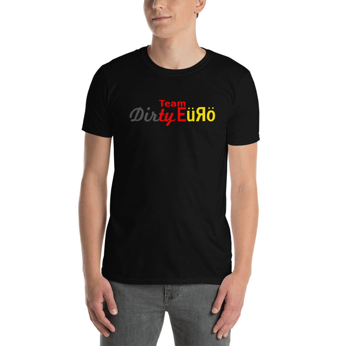 Team Dirty Euro Official Logo T-Shirt