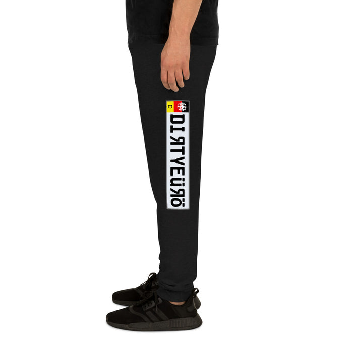 Team Dirty Euro Official Unisex Joggers