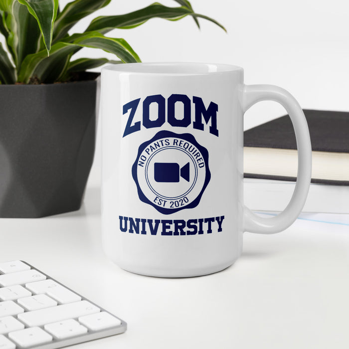 Zoom University Coffee Mug