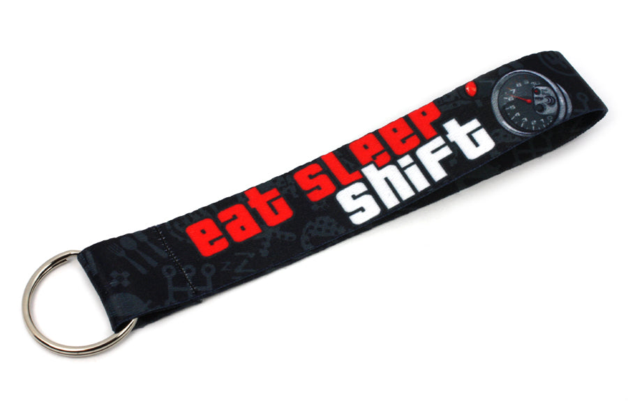 Eat Sleep Shift - Short Lanyard