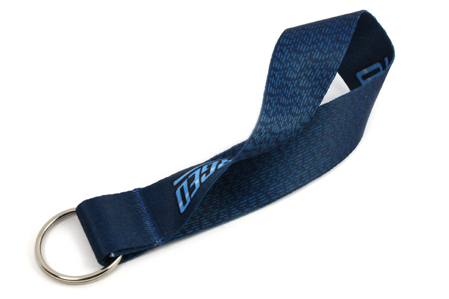 Turbocharged - Short Lanyard