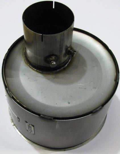 Johnson Matthey 10020 Offset Inlet Head