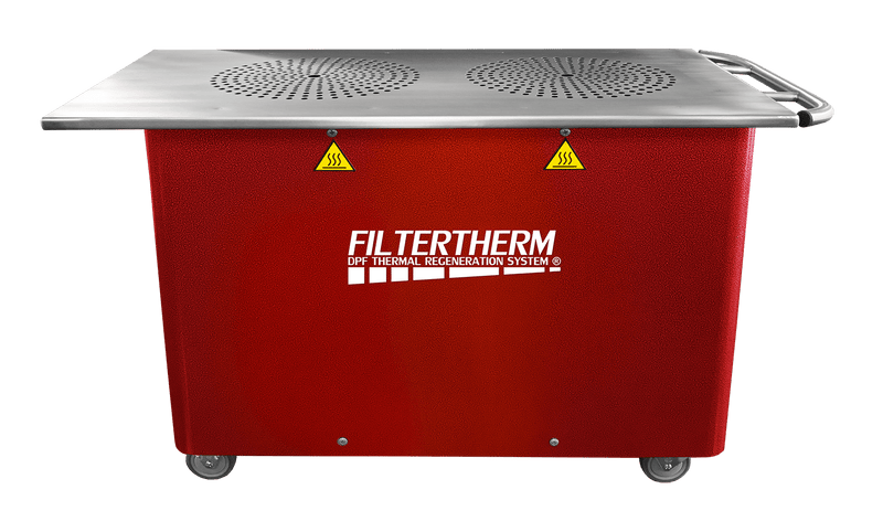 Filtertherm® DPF Cool Down Cart (FTM 9001)