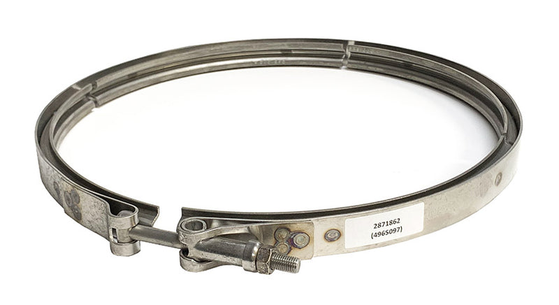 OEM CUMMINS SURPLUS V-CLAMP (2871862) product image
