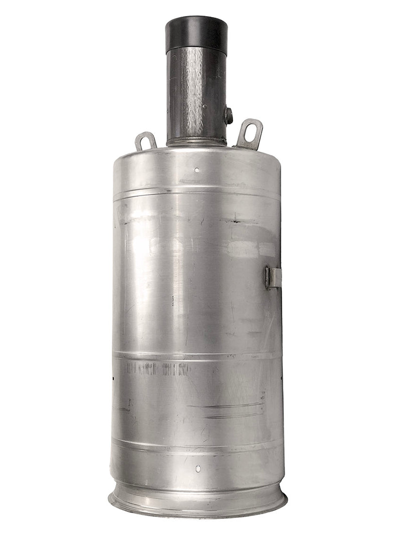 OEM CUMMINS INLET CATALYST (4394599) front view