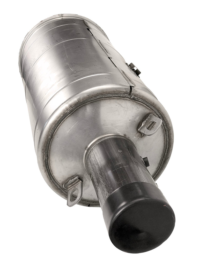 OEM CUMMINS INLET CATALYST (4394599) End view A