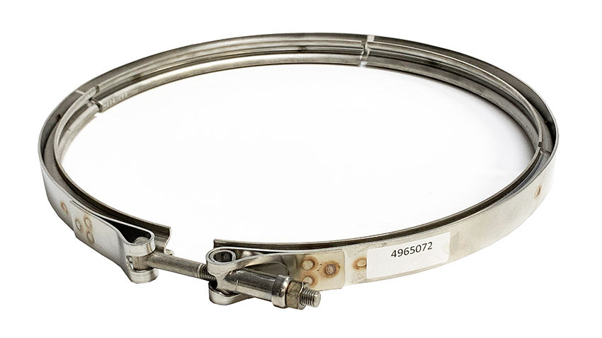 OEM CUMMINS SURPLUS V-CLAMP (4965072) product image