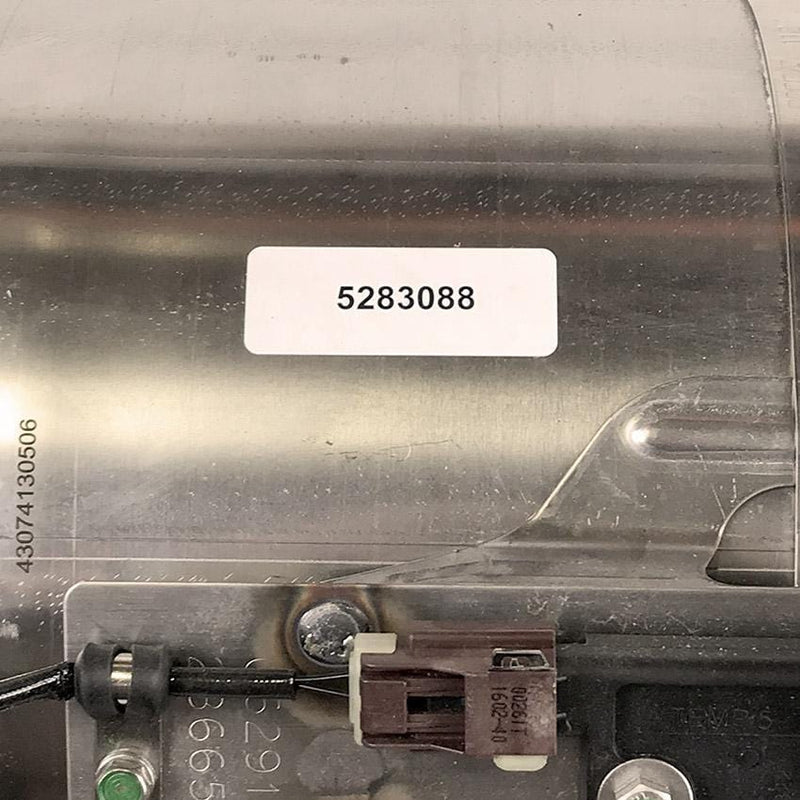 OEM CUMMINS SCR ASSEMBLY / 5283088 label