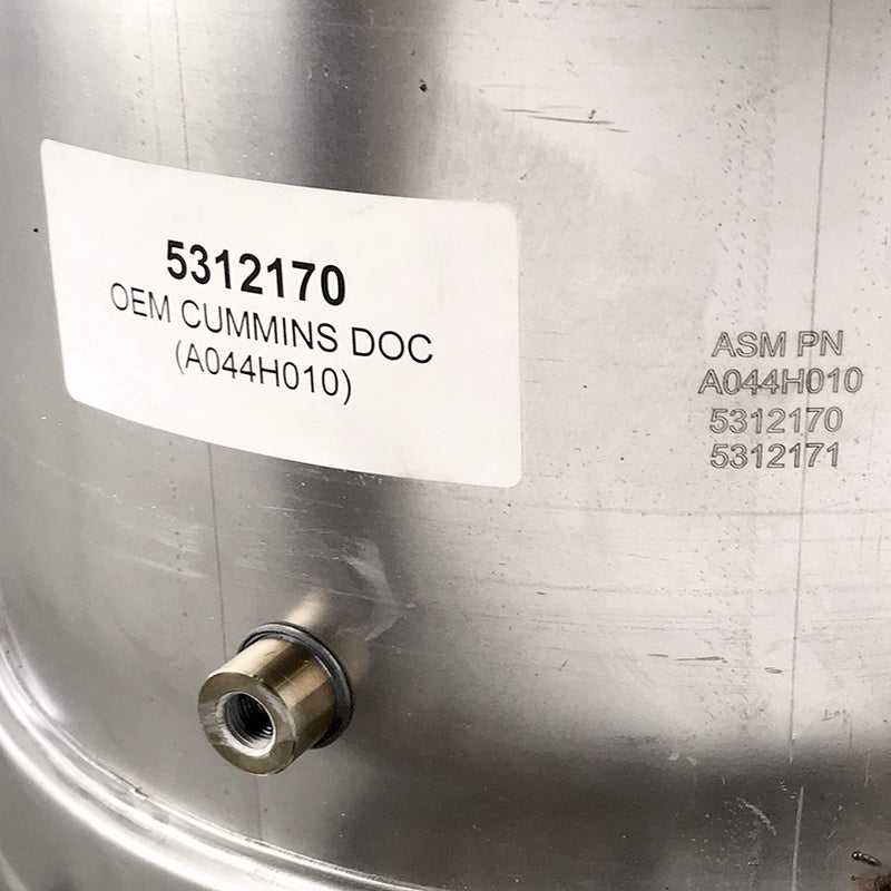 OEM CUMMINS SELECTIVE CATALYST REDUCTION / SCR (5312170)