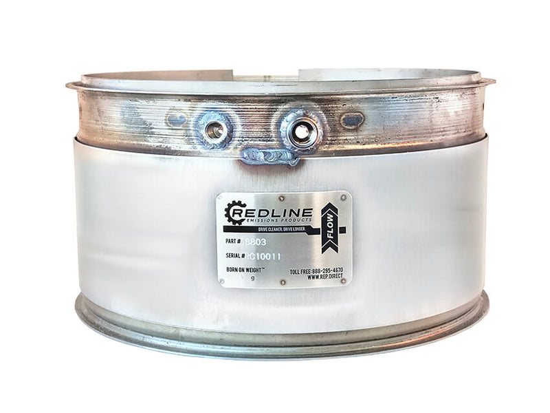 Redline Emissions Products Cummins ISM DOC / Catalyst (OEM 4965243 / RED 58803)