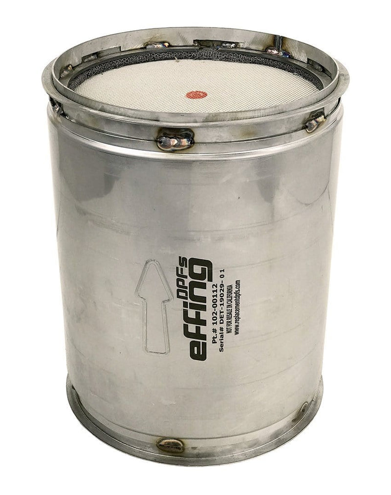 EFFING / Cummins DPF's (4965287 / 102-00112)