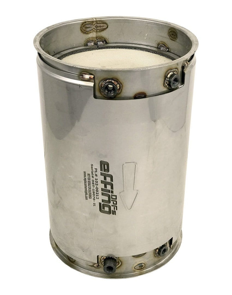 EFFING / Cummins DPF (5295603 / 102-00212)