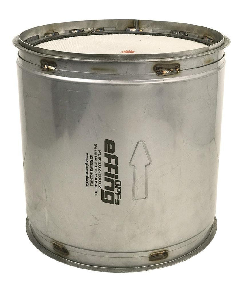 EFFING / Cummins DPF (5273093 / 102-10012)