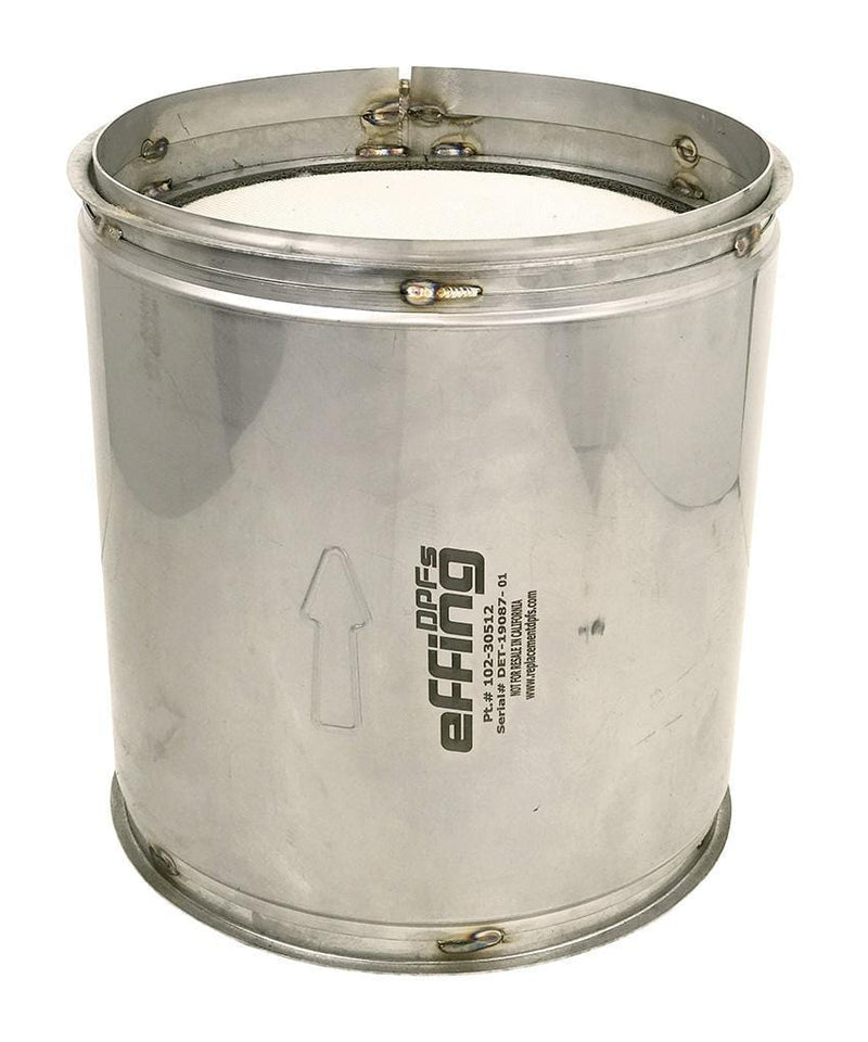 EFFING / Cummins DPF (4969701 / 102-30512)