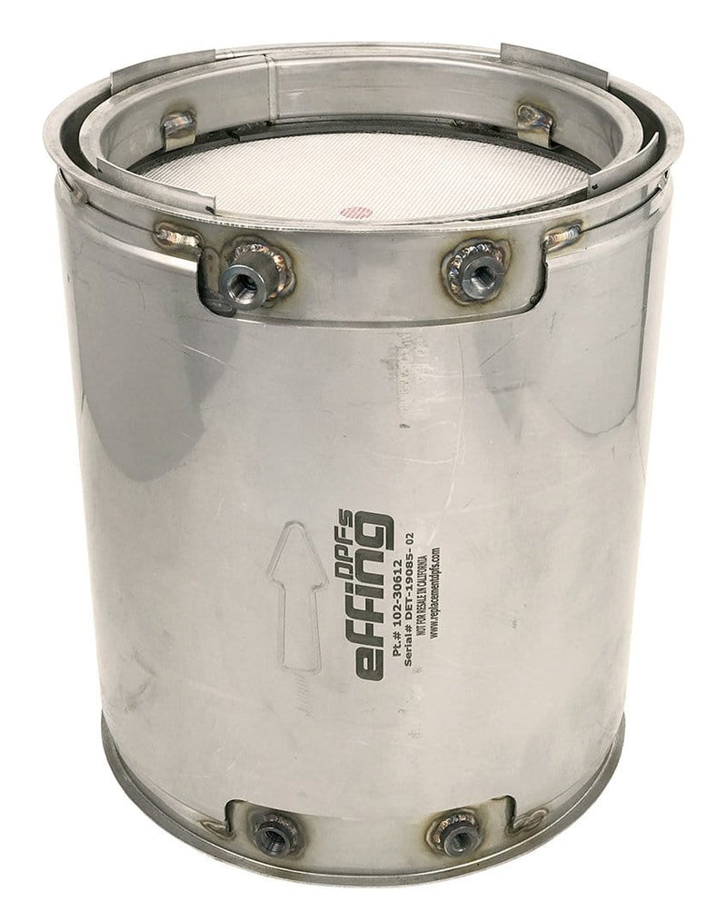 EFFING / Cummins DPF (5295609 / 102-30612)