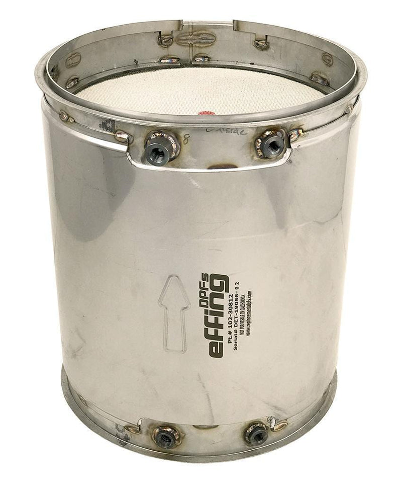 EFFING / Cummins DPF's (2871581 / 102-30812)
