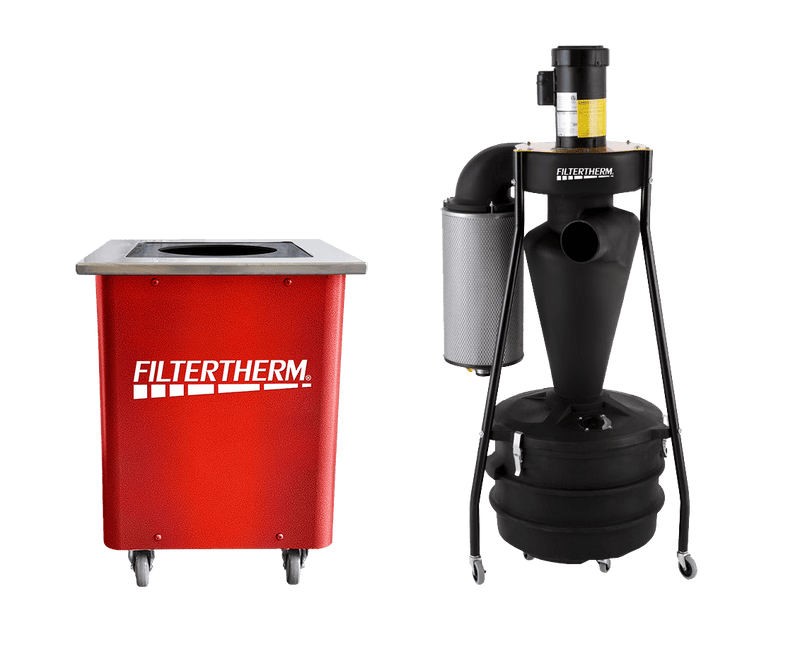 Filtertherm® Remote Dust Collection Kit (FTM 8004)
