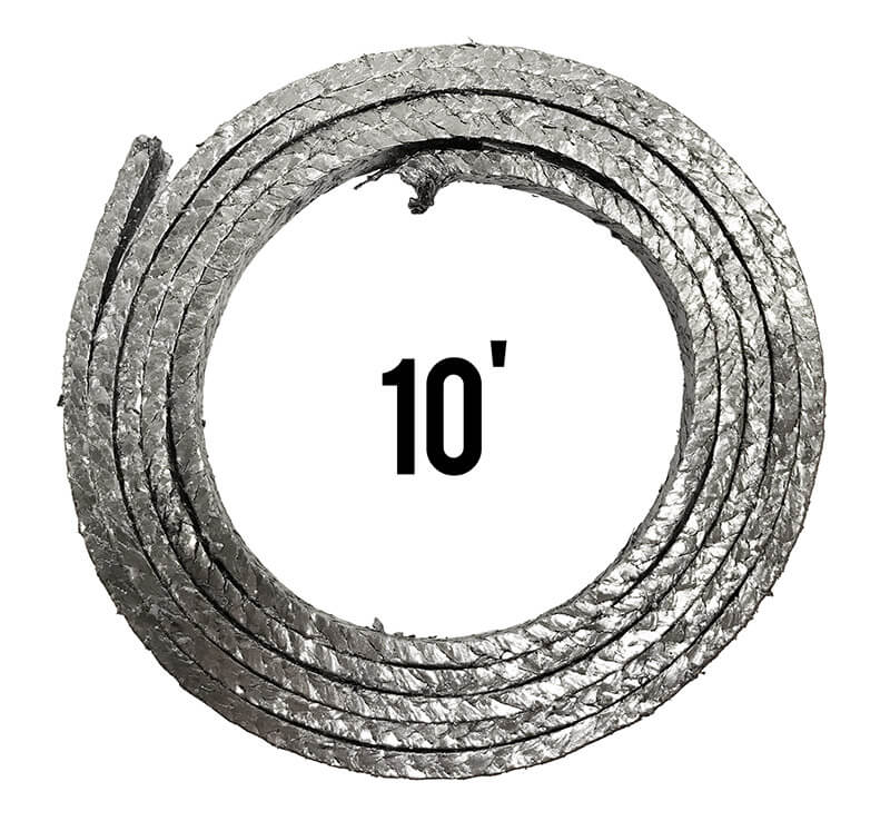 Redline Emissions Products OEM ESW DPF Gasket Rope (R010-0001-0008 / RED GR1110)