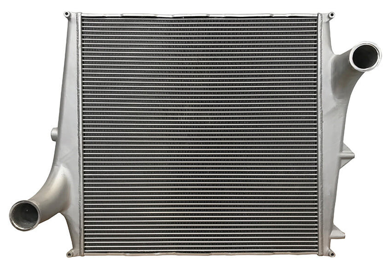 Redline Emissions Products OEM Volvo Charge Air Cooler (OEM 20984819 / RED RL0101) front