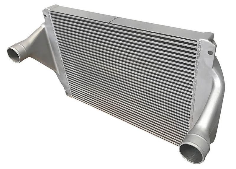 Redline Emissions Products OEM Freightliner Charge Air Cooler (OEM A0526614012 / RED RL0205) top view