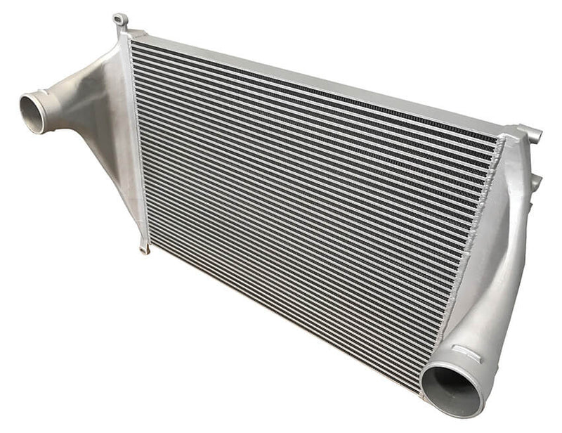 Redline Emissions Products OEM Freightliner Charge Air Cooler (OEM A0519502000 / RED RL0211) top view