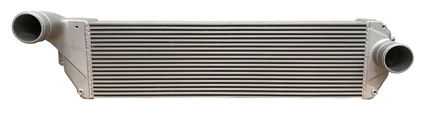Redline Emissions Products OEM International / Navistar Charge Air Cooler (OEM 2591552C91 / RED RL0401) front view