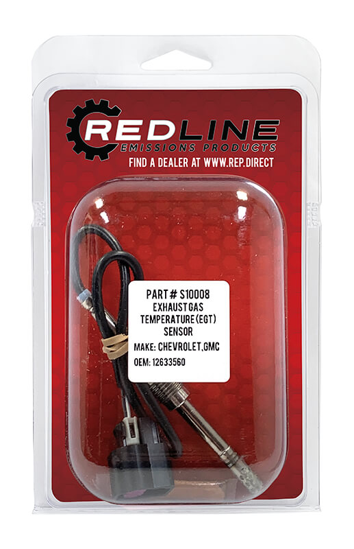 Redline Emissions Products OEM Chevy / GMC EGT Sensor (OEM 12633560 / RED S10008)