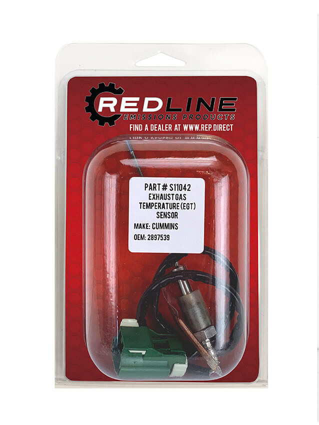 Redline Emissions Products OEM HD Cummins EGT Sensor (OEM 2897539 / RED S11042)