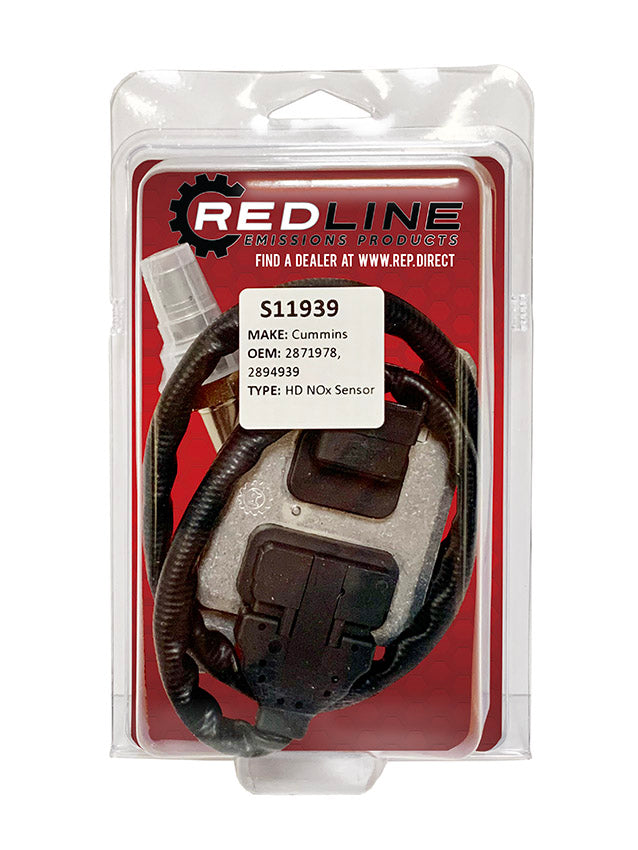 Redline Emissions Products OEM Cummins HD NOx Sensor (OEM 2894939 / RED S11939)