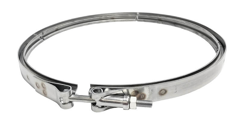 Redline Emissions Products OEM Cummins ISX DPF Clamp (OEM 2871863 / RED VB2003)