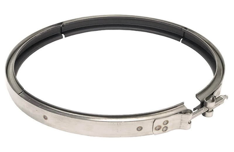 Redline Emissions Products OEM Caterpillar DPF Clamp (OEM 278-5712 / RED VB2032) Alt view