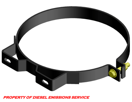 Mounting Band (DES DCL12430 BAND)
