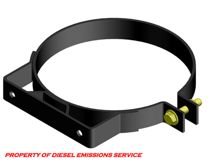 Mounting Band (DES DCL9930 BAND)