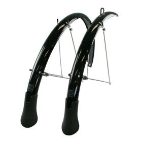Fender - EVO, Power Guard LT, Pre-assembled fender set with extra long mud flap 700 x 23 to 32C (width: 35mm)
