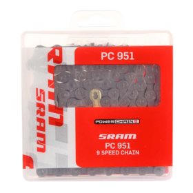 Chain - Sram, PC 951, 9sp chain, 114 links, Powerlink